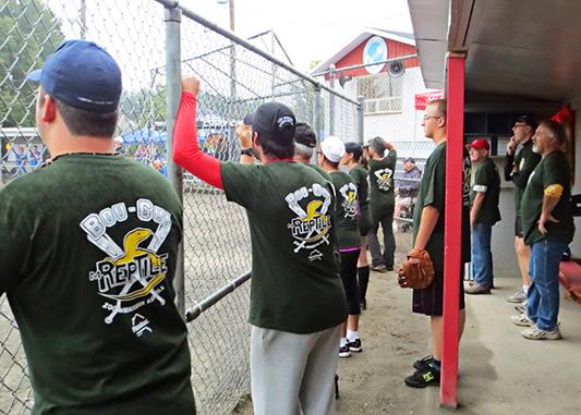 Équipe de baseball-web